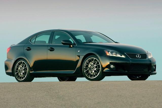 Lexus sắp giới thiệu xe F Sport hiệu suất cao mới - Thêm gia vị đấu Mercedes, BMW và Audi - Ảnh 1.