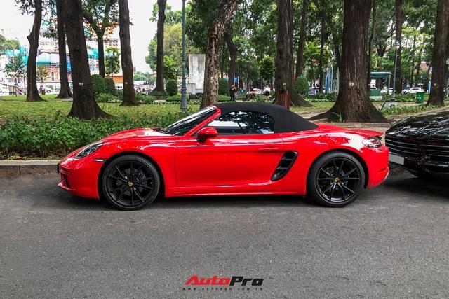 Hội chơi xe Porsche Sài Gòn hội ngộ đầu năm, McLaren từng của Minh nhựa là điểm nhấn - Ảnh 7.