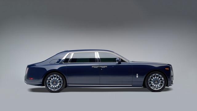 Khám phá Rolls-Royce Phantom độc nhất vô nhị sử dụng gỗ Koa siêu quý hiếm - Ảnh 2.