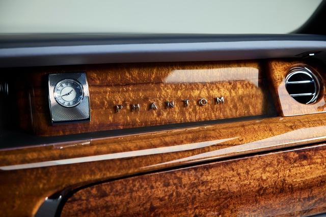 Khám phá Rolls-Royce Phantom độc nhất vô nhị sử dụng gỗ Koa siêu quý hiếm - Ảnh 3.