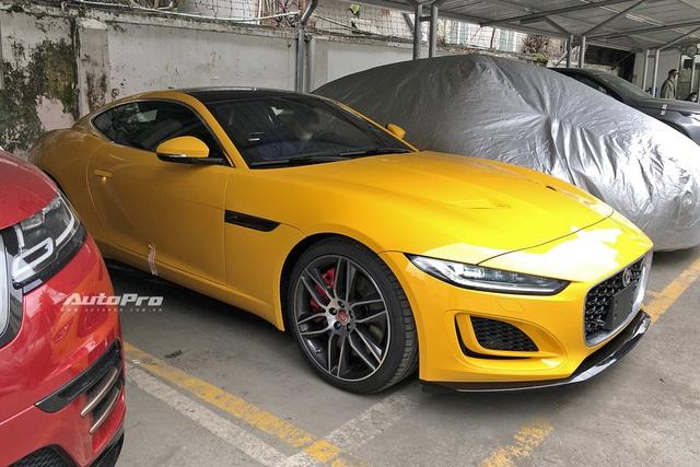 Jaguar F-Type 2021 đầu tiên về Việt Nam: Xe chơi giá chục tỷ, mạnh ngang siêu xe - Ảnh 1.