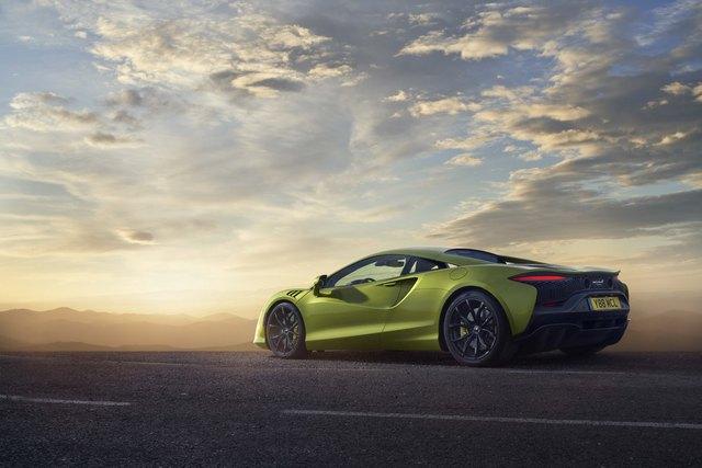 Siêu phẩm McLaren Artura công bố thông số khủng, giá quy đổi từ 5,2 tỷ đồng  - Ảnh 2.