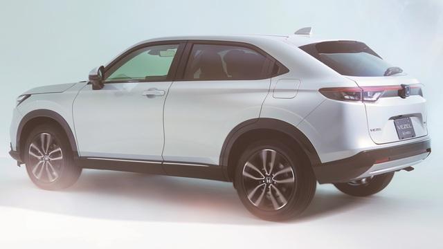 Ra mắt Honda HR-V 2022: Thiết kế lột xác, đèn hậu như Porsche Macan, thêm nhiều công nghệ mới - Ảnh 4.