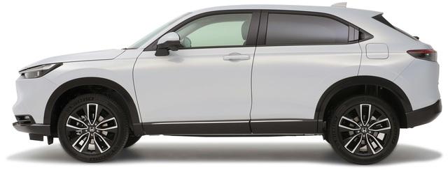 Ra mắt Honda HR-V 2022: Thiết kế lột xác, đèn hậu như Porsche Macan, thêm nhiều công nghệ mới - Ảnh 5.