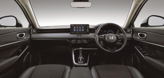 Ra mắt Honda HR-V 2022: Thiết kế lột xác, đèn hậu như Porsche Macan, thêm nhiều công nghệ mới - Ảnh 6.