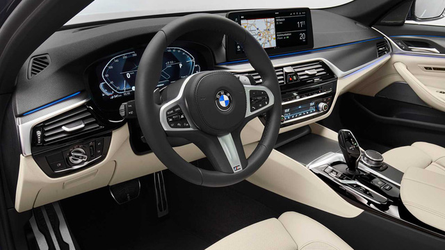 Lộ chi tiết trang bị 3 bản BMW 5-Series 2021 sắp ra mắt Việt Nam: Bản tiêu chuẩn có nhiều đồ chơi xịn, làm khó Mercedes-Benz E-Class - Ảnh 5.
