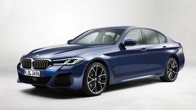 Lộ chi tiết trang bị 3 bản BMW 5-Series 2021 sắp ra mắt Việt Nam: Bản tiêu chuẩn có nhiều đồ chơi xịn, làm khó Mercedes-Benz E-Class - Ảnh 6.