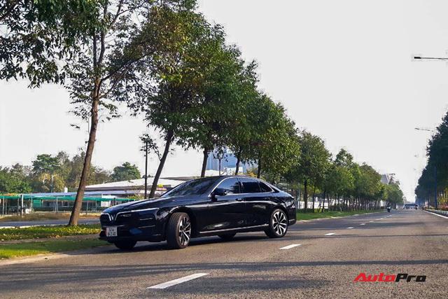 Đổi từ Toyota Vios và Honda CR-V sang VinFast Lux A2.0, chủ xe dày dạn kinh nghiệm ở Bình Dương nói gì? - Ảnh 4.