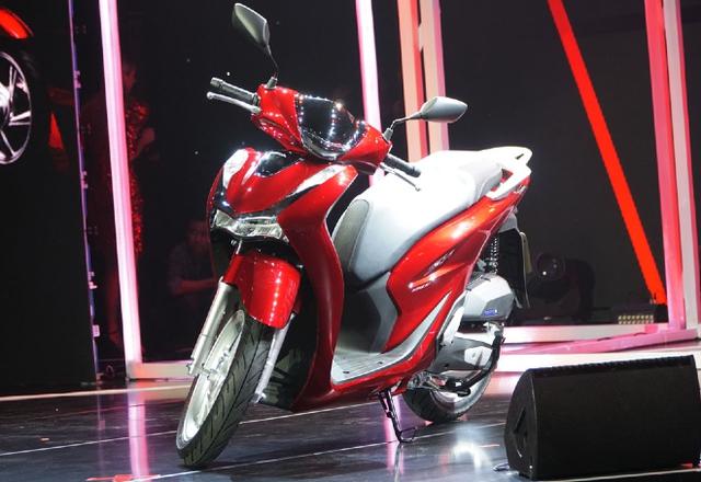Giá Honda SH ở mức không tưởng khiến dân tình sửng sốt - Ảnh 1.