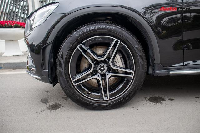 Có Lexus LX 570 và Range Rover Velar nhưng vẫn sắm Mercedes GLC 300, người dùng đánh giá: Xuống đời mà vẫn hài lòng - Ảnh 8.