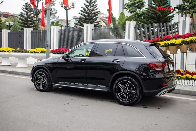 Có Lexus LX 570 và Range Rover Velar nhưng vẫn sắm Mercedes GLC 300, người dùng đánh giá: Xuống đời mà vẫn hài lòng - Ảnh 5.