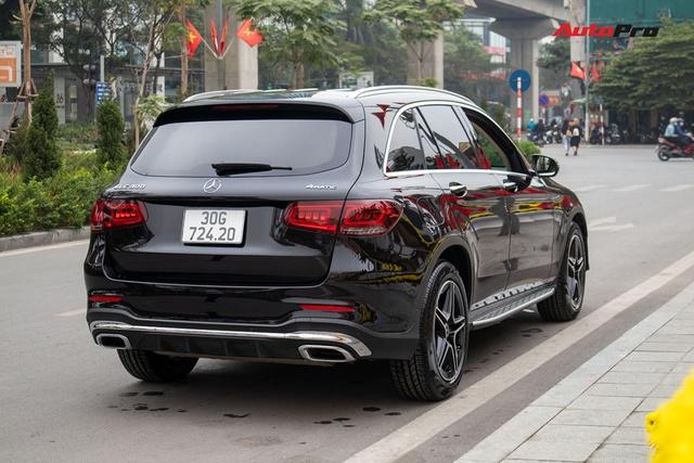 Có Lexus LX 570 và Range Rover Velar nhưng vẫn sắm Mercedes GLC 300, người dùng đánh giá: Xuống đời mà vẫn hài lòng - Ảnh 6.