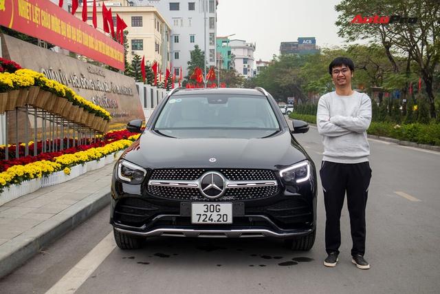 Có Lexus LX 570 và Range Rover Velar nhưng vẫn sắm Mercedes GLC 300, người dùng đánh giá: Xuống đời mà vẫn hài lòng - Ảnh 1.