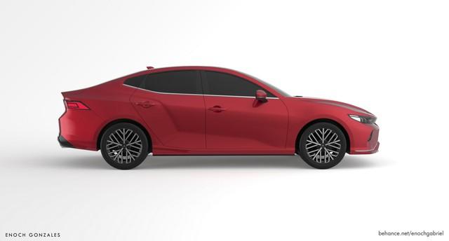 Rộ tin huyền thoại Mitsubishi Lancer trở lại: Thiết kế đủ sức cạnh tranh Mazda3, Kia Cerato - Ảnh 1.
