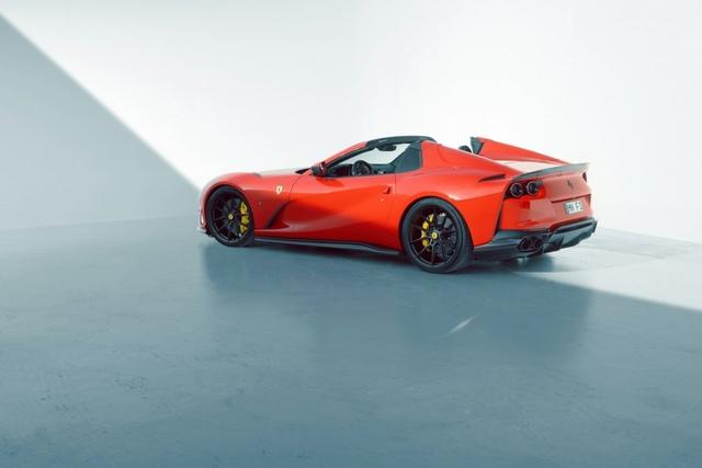 Novitec ra mắt gói nâng cấp mới dành cho Ferrari 812 GTS - Ảnh 2.