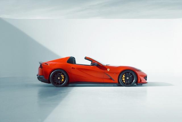 Novitec ra mắt gói nâng cấp mới dành cho Ferrari 812 GTS - Ảnh 11.