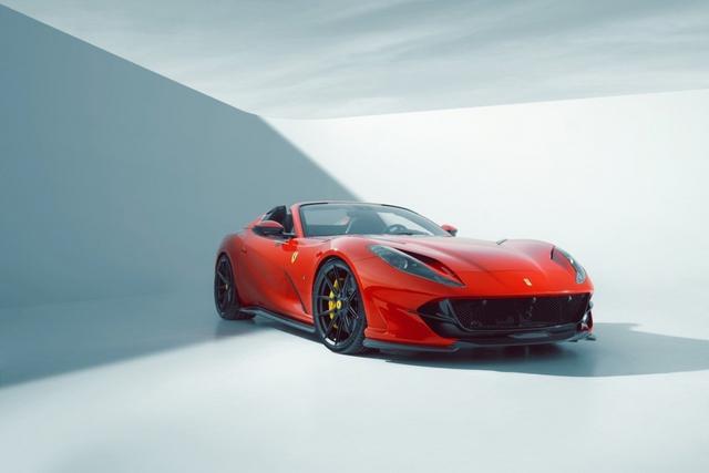 Novitec ra mắt gói nâng cấp mới dành cho Ferrari 812 GTS - Ảnh 12.
