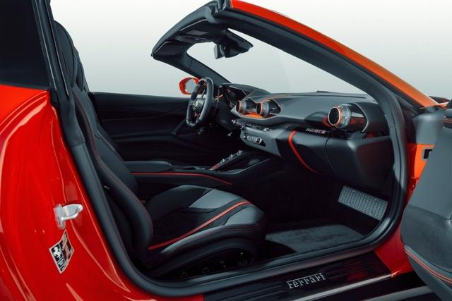 Novitec ra mắt gói nâng cấp mới dành cho Ferrari 812 GTS - Ảnh 13.