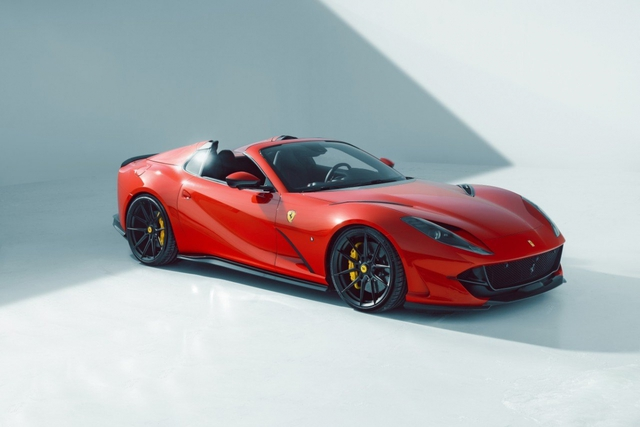 Novitec ra mắt gói nâng cấp mới dành cho Ferrari 812 GTS - Ảnh 3.