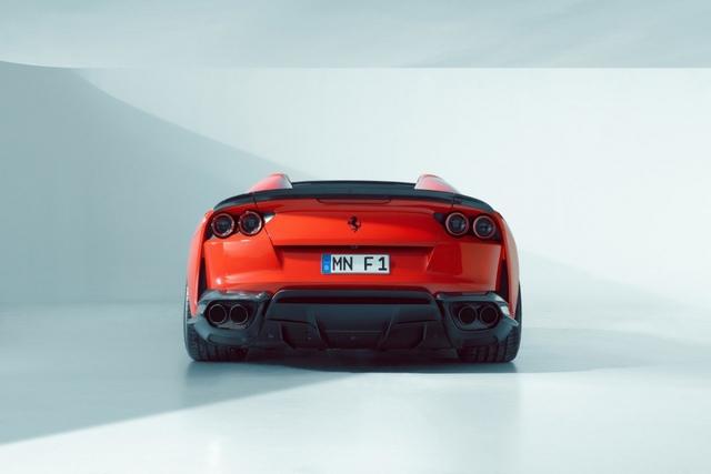 Novitec ra mắt gói nâng cấp mới dành cho Ferrari 812 GTS - Ảnh 4.