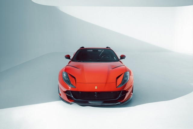 Novitec ra mắt gói nâng cấp mới dành cho Ferrari 812 GTS - Ảnh 8.