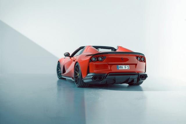 Novitec ra mắt gói nâng cấp mới dành cho Ferrari 812 GTS - Ảnh 9.