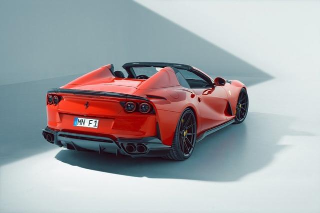 Novitec ra mắt gói nâng cấp mới dành cho Ferrari 812 GTS - Ảnh 10.