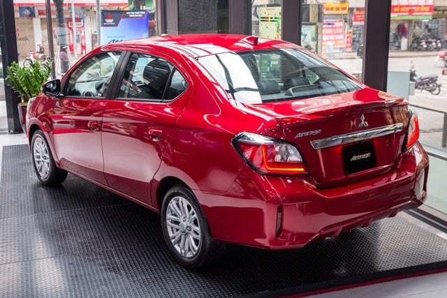 Mitsubishi Attrage bán kỷ lục hơn 1.000 xe/tháng ngang Mazda CX-5, lần đầu lọt top 10 xe bán chạy tại Việt Nam - Ảnh 3.