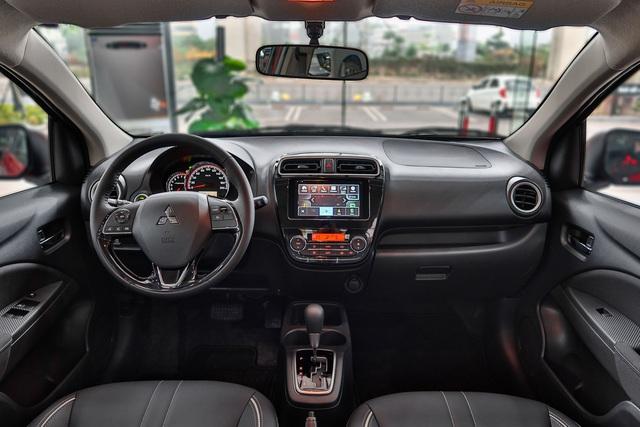 Trên dưới 500 triệu, sedan hạng B dồn lực đua tranh lấy lòng khách Việt ngay đầu năm 2021 - Ảnh 8.