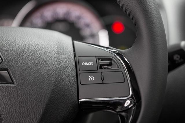 Ra mắt Mitsubishi Attrage Premium 2021 tại Việt Nam: Giá 485 triệu, thêm 7 trang bị mới tập trung vào an toàn, có điểm vượt Toyota Vios - Ảnh 2.