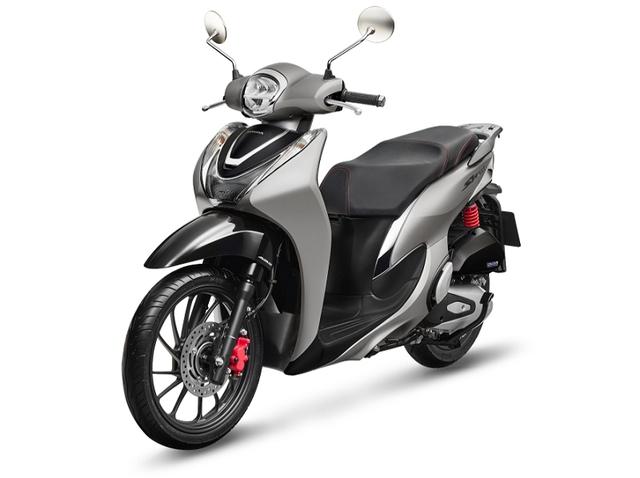 Giá xe Honda SH Mode chạm ngưỡng không tưởng sau Tết - Ảnh 3.