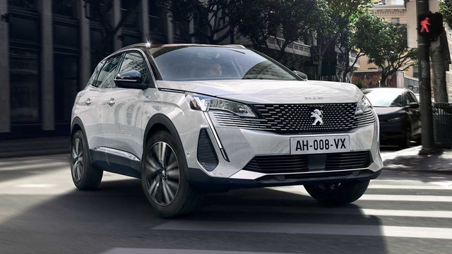 Peugeot 3008 và 5008 mới rục rịch ra mắt Việt Nam: Thiết kế mới, nội thất sang chảnh hơn, cạnh tranh Honda CR-V - Ảnh 1.