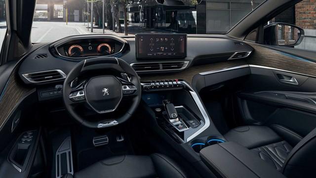 Peugeot 3008 và 5008 mới rục rịch ra mắt Việt Nam: Thiết kế mới, nội thất sang chảnh hơn, cạnh tranh Honda CR-V - Ảnh 5.