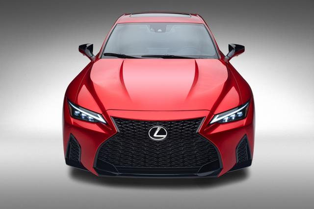 Đừng chê Lexus nhàm chán nữa, họ khẳng định sẽ chăm làm xe thể thao hơn - Ảnh 1.