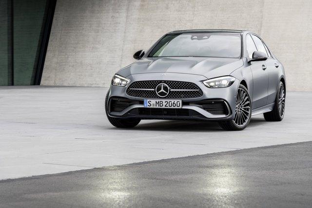 Ra mắt Mercedes-Benz C-Class 2022: Tiểu S-Class đè bẹp 3-Series, A4 - Ảnh 12.
