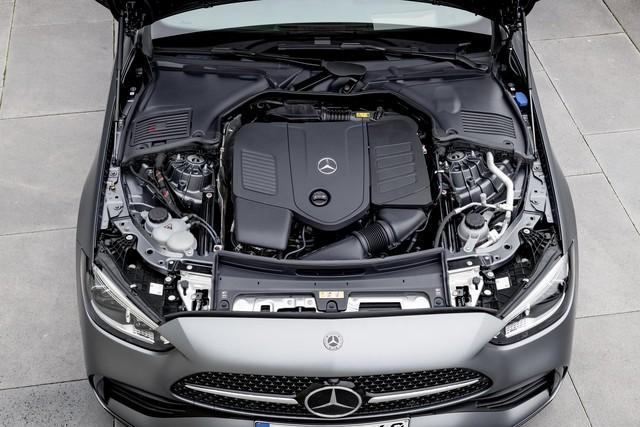 Ra mắt Mercedes-Benz C-Class 2022: Tiểu S-Class đè bẹp 3-Series, A4 - Ảnh 7.