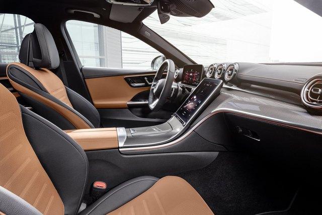 Ra mắt Mercedes-Benz C-Class 2022: Tiểu S-Class đè bẹp 3-Series, A4 - Ảnh 14.