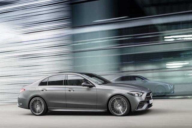 Ra mắt Mercedes-Benz C-Class 2022: Tiểu S-Class đè bẹp 3-Series, A4 - Ảnh 5.