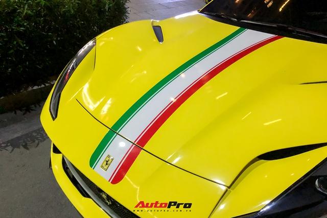 Ferrari 812 Superfast từng của đại gia Hải Phòng thay áo mới, một chi tiết tạo điểm nhấn - Ảnh 2.
