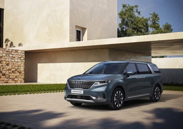 Top 10 mẫu xe được mong đợi nhất năm 2021 - Ảnh 7.