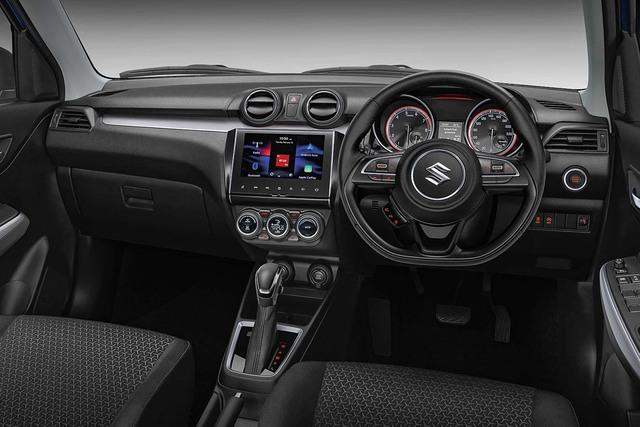 Suzuki Swift 2021 sắp bán tại Việt Nam: Giá dưới 550 triệu, thêm công nghệ mới đấu Toyota Yaris và Mazda2 - Ảnh 4.