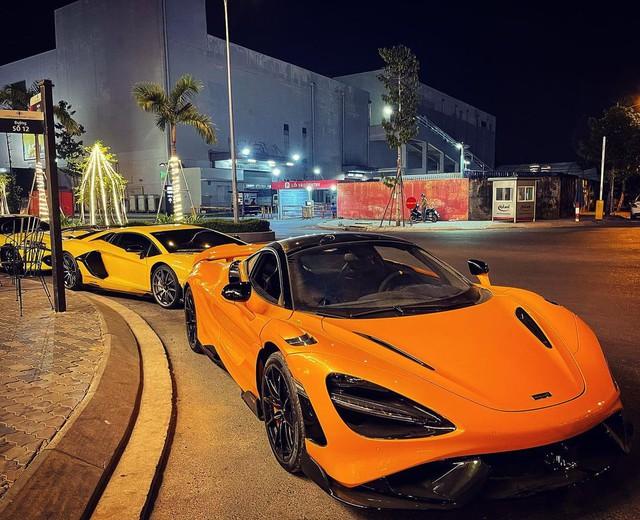 Hé lộ dàn xe khủng của nữ đại gia 9x ngành cà phê: Ngoài McLaren 765LT độc nhất còn Ferrari F8 Spider đầu tiên và nhiều siêu phẩm khác - Ảnh 1.
