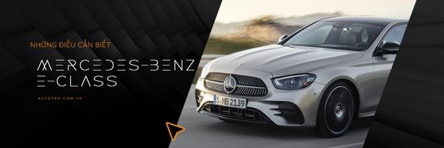 Mercedes-Benz E-Class 2021 giá từ 2,31 tỷ tại Việt Nam: Thiết kế như S-Class mới, phả hơi nóng lên BMW 5-Series - Ảnh 8.