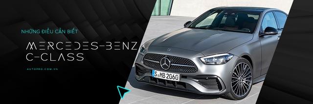Mercedes-Benz C-Class 2021 lộ ảnh thực tế trước ngày ra mắt: Như bản sao thể thao của S-Class - Ảnh 3.
