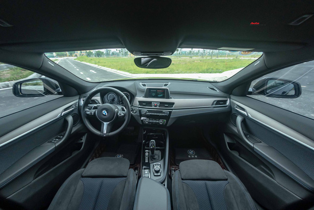 Thanh lý hàng tồn, BMW X2 giảm giá kỷ lục còn chỉ từ 1,5 tỷ đồng ngang VinFast Lux SA2.0 - Ảnh 3.