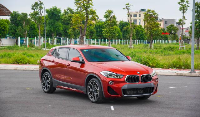 Thanh lý hàng tồn, BMW X2 giảm giá kỷ lục còn chỉ từ 1,5 tỷ đồng ngang VinFast Lux SA2.0 - Ảnh 1.