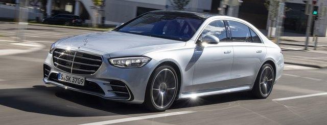 C, E và S-Class ngày càng giống nhau, chuyện gì đang xảy ra với thiết kế của Mercedes-Benz? - Ảnh 6.
