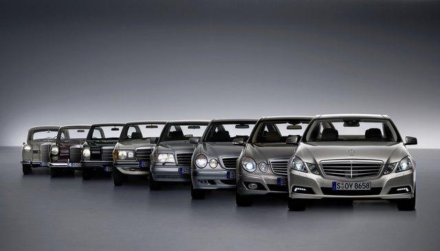 C, E và S-Class ngày càng giống nhau, chuyện gì đang xảy ra với thiết kế của Mercedes-Benz? - Ảnh 1.