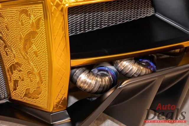 Khi xe Nissan bán ngang giá Rolls-Royce: Nội thất vàng, động cơ mạnh hơn siêu xe - Ảnh 5.