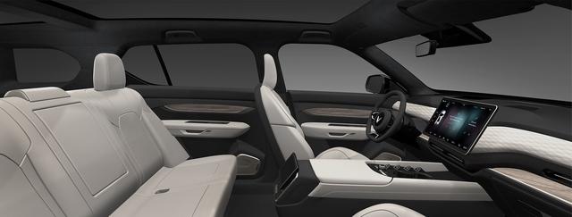 VinFast VF e36 lộ diện rõ nét trên sóng truyền hình Mỹ: SUV cỡ lớn chạy điện tự lái sắp bán ra thị trường - Ảnh 8.